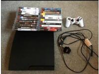 Ps3 with 20 games and controller only £95 no offers