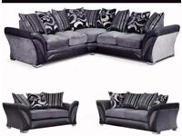 ORDER NOW SUPER LARGE CORNER AND 3 + 2 SEATER SOFA SAME DAY DELIVERY ALL OVER LONDON