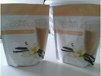 Juice plus vanilla pouches x 2 lose weight for Christmas