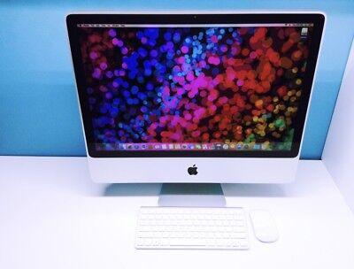 "Apple iMac 24"" Desktop All-In-One Mac Computer / 2.8Ghz / Three Year Warranty"