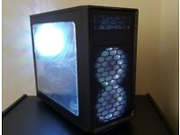 Gaming PC & i5-6500 & 16GB DDR4 & GTX 960 & RGB Lights & Windows 10