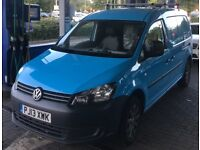 Volkswagen Caddy 1.6 TDI Maxi Van 2013 , NO VAT
