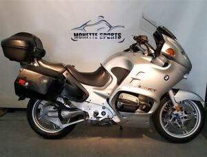 2002 BMW R1150RT Touring -