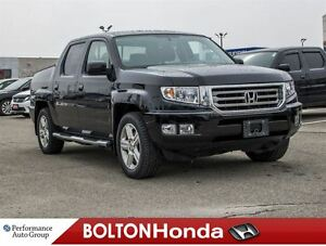 2014 Honda Ridgeline Touring|Leather|NAVI|AWD