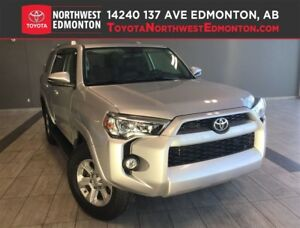 2014 Toyota 4Runner SR5 | Entertainment System | 4WD | Heated Se
