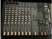 Mixing Desk Studiomaster 16 inputs Excellent Condition