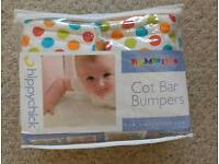 Bumpsters Cot Bar Bumpers