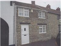 Nice old cottage in Pucklechurch (20 mins north of Bristol. 10 mins M4/UWE). No garden. No pets