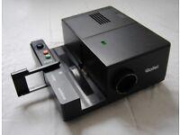 Rollei P355 Black Vintage 1960s/1970s Autofocus Slide Projector + Carry Bag (Excellent Condition)