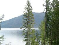Waterfront Lot Shuswap Lake - Sunnybrae Canoe Pt Rd. $349,900