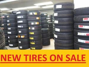 "BRAND NEW TIRES ON SALE **LOW PRICES** **SAVE BIG** 14""-24"" TIRE AVAILABLE **3YEAR WARRANTY, FREE INSTALLATION**"