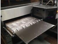 26 inc ; Pizza King Conveyor Oven