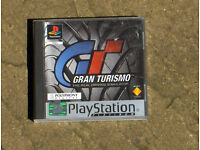 Playstation PS1 Gran Turismo Game (The Real Driving Simulator) ***WILLING TO POST***