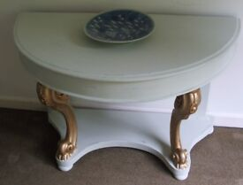 Antique table, desk, dressing table