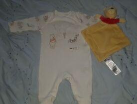 Mothercare Newborn Disney Bodysuit
