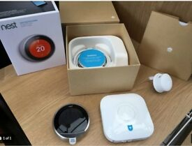 Nest Learning Thermostat (Latest - 3rd Gen Model, Silver)