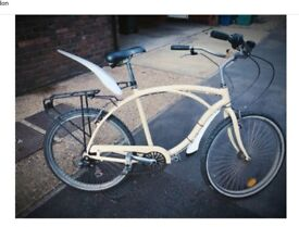 Vintage Johnny Loco Beach cruiser bicycle