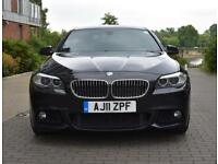 BMW F10 5 Series 520D M Sport FSH HIGH SPEC