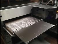 "26"" Pizza King Conveyor Gas Oven"