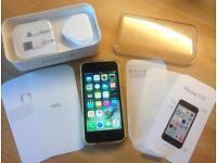 iPhone 5C - 32gb. Yellow. EE network