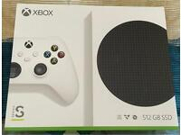 Lightly used Xbox Series S console