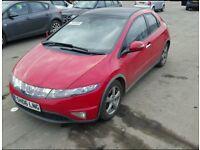 2006 Honda Civic 1.8 Petrol Full Service History
