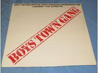 Vinyl record - Boys Town Gang