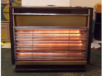 Three Bar Electric Fire Heater - Free Standing - Convector - Vintage Belling Period Retro TYPE: 86