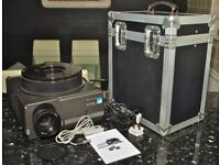 HASSELBLAD PCP80 6X6 CAROUSEL SLIDE PROJECTOR