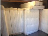 BRAND NEW LUXURY ORTHOPAEDIC SINGLE MATTRESS FOR SALE! FREE SAME DAY DELIVERY
