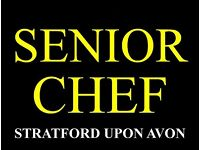 SENIOR CHEF Stratford upon Avon
