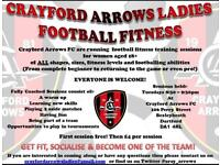 Players wanted - New Ladies team