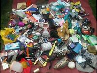 Job lot hundreds of various items for your personal, family, friends, boot sales.