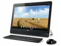 ACER TOUCHSCREEN ALL IN ONE PC