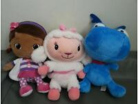 Doc mcstuffins cuddly toys
