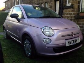 Fiat 500 1.2 pop 3dr (damaged repaired)