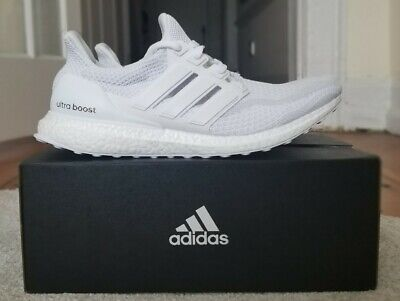 ADIDAS ULTRA BOOST 2.0 WHITE - SIZE 13 - 100% AUTHENTIC - ART AQ5929