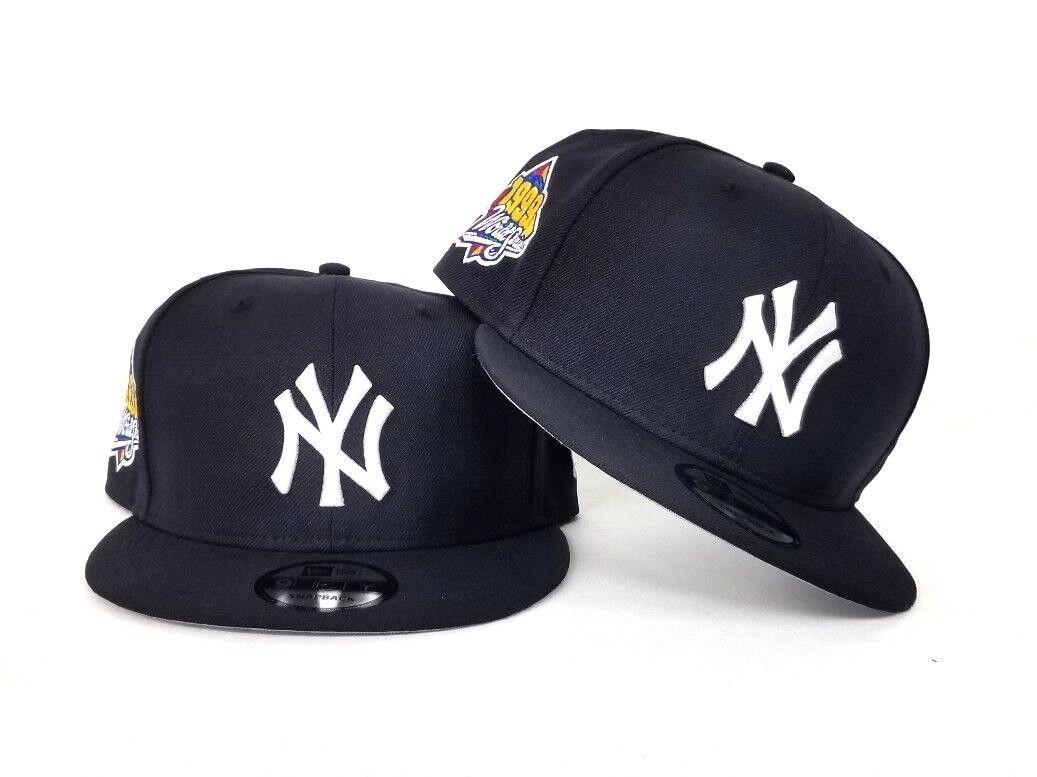 a48cae4aa89 New Era New York Yankees 1999 World Series 9Fifty Snapback Hat Navy ...