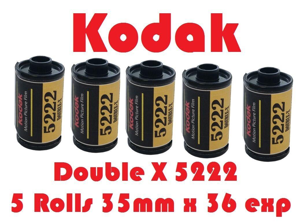 eastman 5222 double x five pack black