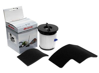 Filter Set Hepa Vacuum Cleaner Ariete Jet Force Eco Power Bagless 2200 W 2100W