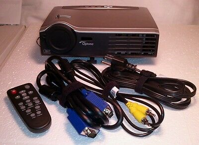 - Optoma EP7150 DLP Projector + Accessories + Carry Case Bundle!  (FAST SHIPPING!)