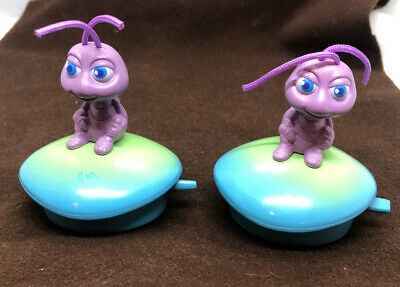 Disney A Bug's Life Dot McDonald's Happy Meal Toy Wind Up Toy Pixar Preowned  #2