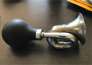 Vintage Condor Bicycle Horn
