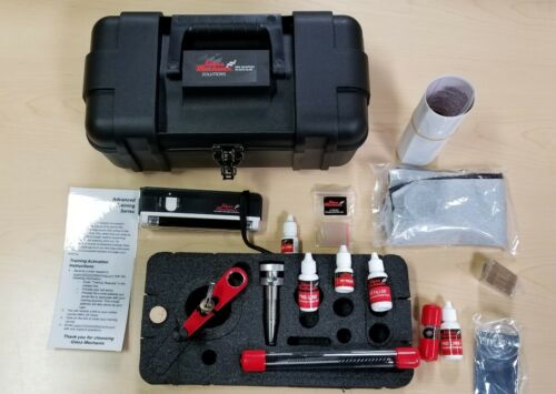 GLASS MECHANIX Daytona Windshield Repair Kit  System