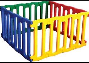 16 Pieces Jolly kids magic panel playpen! Edmondson Park Liverpool Area Preview