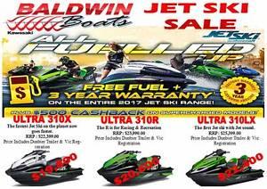 Kawasaki Jet Ski Clearance Sale Irymple Mildura City Preview
