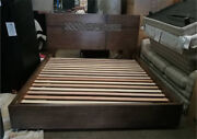 Solid wood King bed Frame  Hampton Park Casey Area Preview