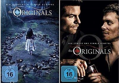 The Originals Staffel 4+5 DVD Set Neu und Originalverpackt