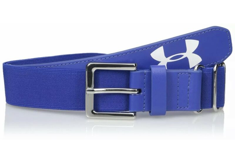 Under Armour Boys Babe Ruth Baseball MLB Belt Royal Royal One Size 1252085 400