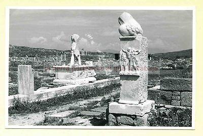 Marietta MERCK - DELOS - GRIECHENLAND  OriginalFotographie1963 VINT